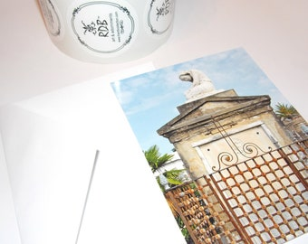 Angel Tomb Cards - New Orleans Stationery