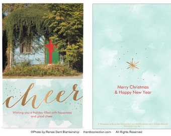 New Orleans Christmas Cheer Cards