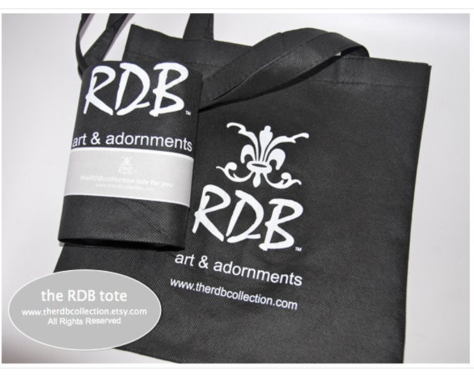 theRDBcollection Tote - Magazine Tote - Work Files Tote - theRDBcollection Shopping Tote - Eco Tote
