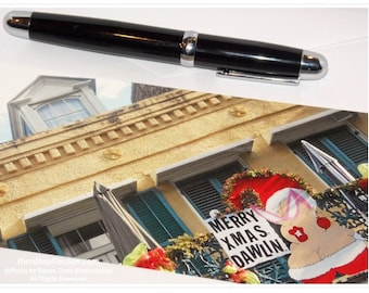 Southern Christmas Cards - Merry Christmas Dawlin'