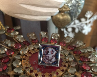 Sacred Heart Lapel Pin