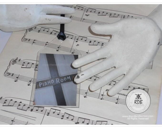 Piano Room Bookmark