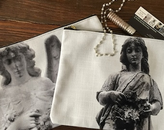 Angel Clutch and 1892 Girl Clutch