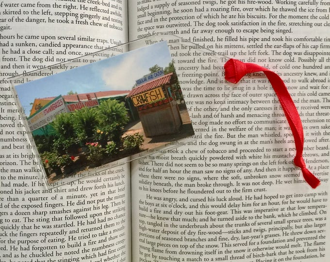 Crawfish Roadside Market Bookmark