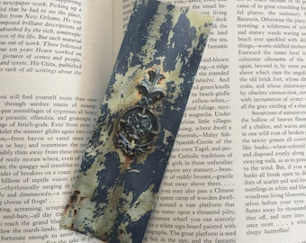 Ironwork in Blue Bookmark