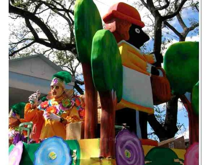 Clementine Hunter Carnival Art Photograph