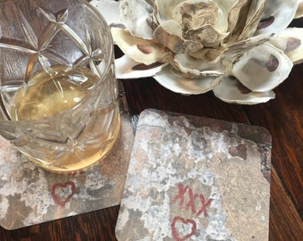 Blessings from Laveau Paper Coasters