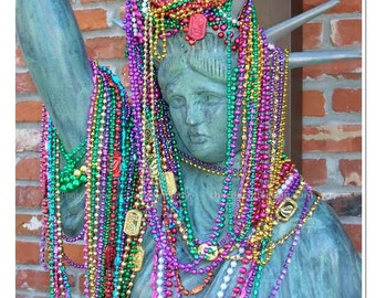 Lady Liberty in New Orleans
