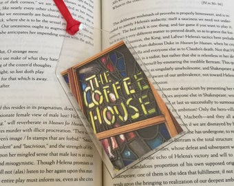 Coffee House Bookmark
