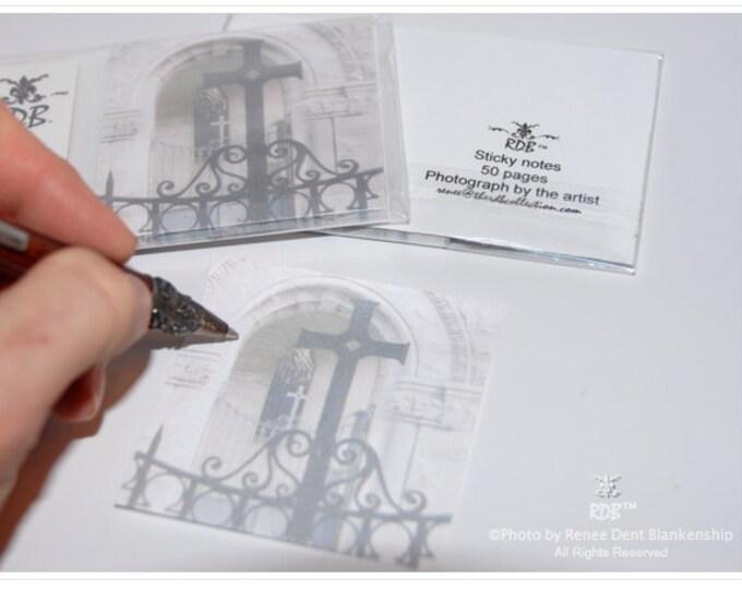 Cross Gate Adhesive Notepad