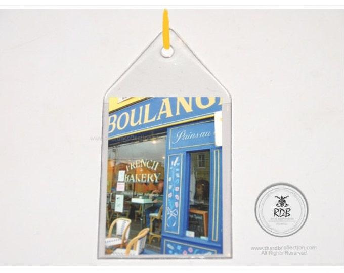 La Boulangerie French Bakery Bookmark
