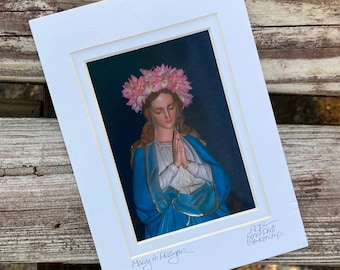 Mary Full of Grace Photo