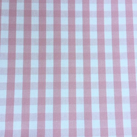 Czeki Mały Różowy Biały Berka Ruta Ikea Tkanina Dekoracyjnahome 3 Yards Skandynawska Szwecja