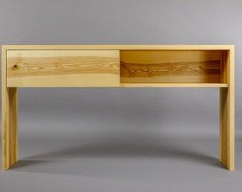 Massivem Holz Sideboard, Natürliche Asche Buffet, Moderne Möbel, Moderne  Lagerung, Hartholz Halle Tabelle, Handgefertigt Und Maßgeschneiderte Möbel