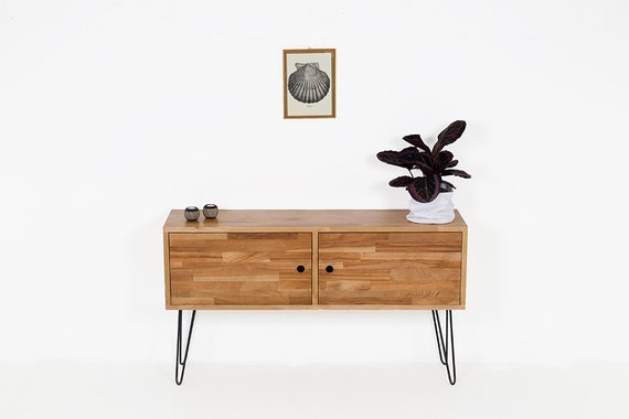 Credenza Danish Modern : Mid century credenza danish modern side table european etsy