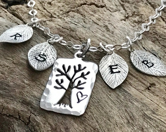 Tree of life necklace, tree of life jewelry, tree necklace, tree-of-life, tree pendant, family tree necklace, family tree, gift for her