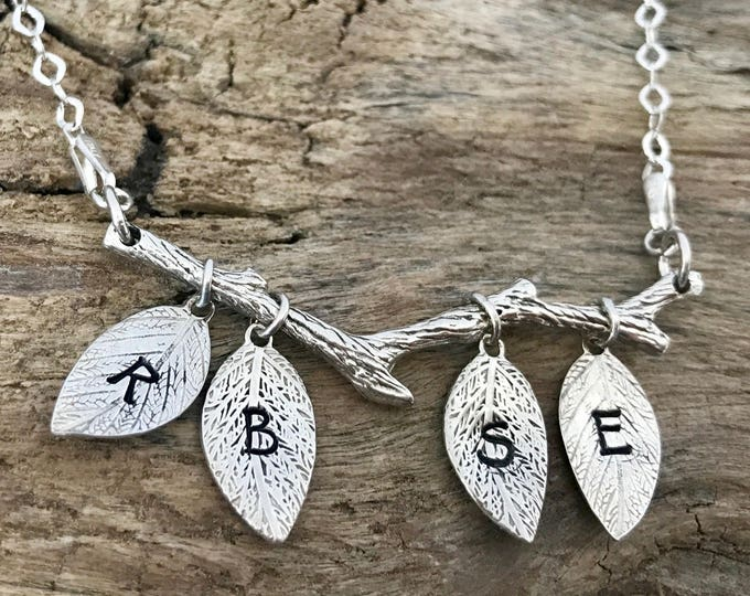 family tree- anniversary gift- gift for mom- family - personalized - family tree necklace - personalised gift -family gift -grandparent gift