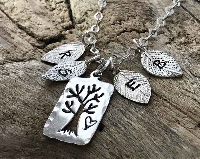 Tree of life necklace - tree of life jewelry - tree necklace- tree-of-life - tree pendant - family tree necklace - family tree -gift for her