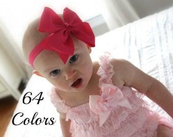 Baby bow headband  5a491c483bc