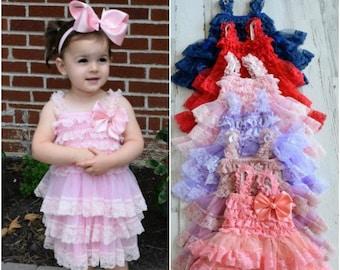 1st Birthday Girl Outfit, 2nd Birthday Girl Outfit, Cake Smash Outfit Girl, Baby Girl 1st Birthday Outfit, Lace Dress, Lace Dress for Girls