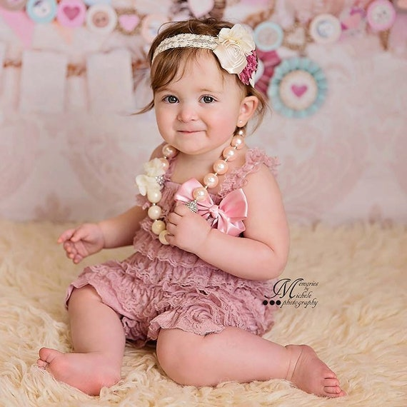 1daf1f53718a 1st Birthday Girl Outfit