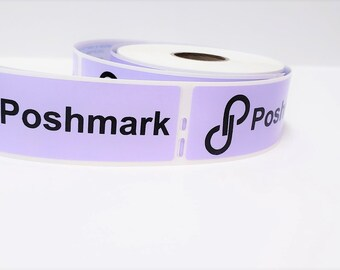 Packing Stickers Product labels Custom labels POSHMARK Labels Thermal Personalized labels website labels