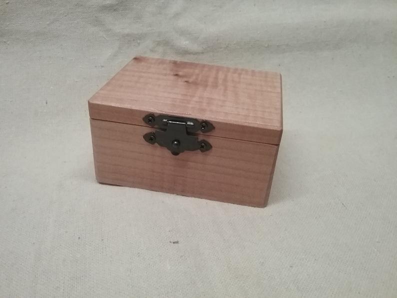 Handcrafted Maple Jewelry Box Tiger Maple Jewelry Box,Handmade Womens Jewelry Accessories,Maple Box,Women\u2019s Accessories,Jewellry Box