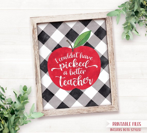 photograph regarding Printable Teacher Quotes referred to as Printable Instructor Present, Trainer Appreciation Signal, Instructor