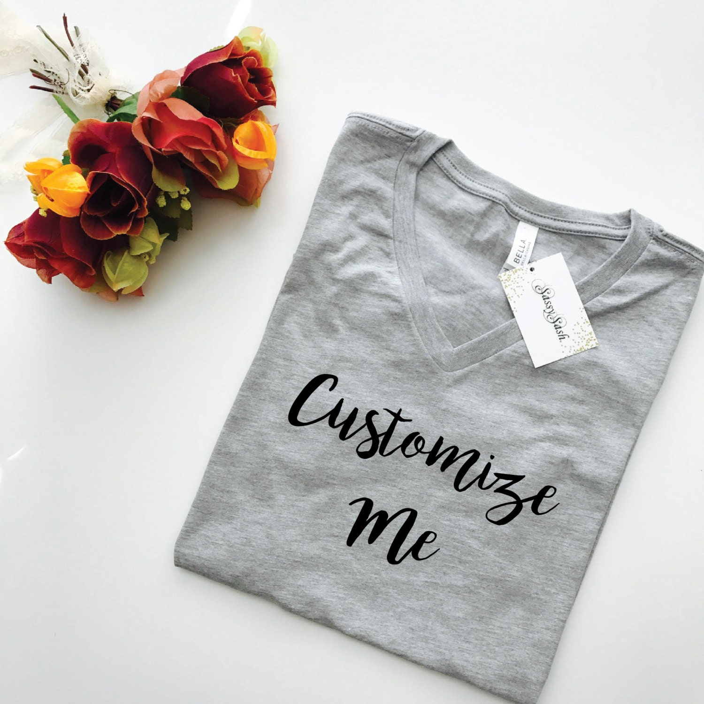Custom Shirt Design Your Own Shirt Custom Kids Shirt Etsy