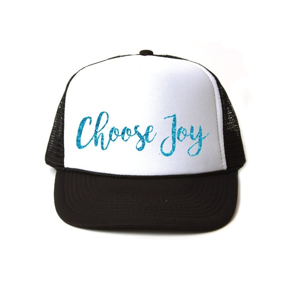 Choose Joy trucker hat   Gifts for Her   Christmas Gift    9236d51284a7