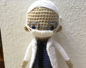 Anthony Fauci doll