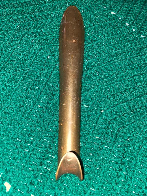 Vintage Shoe Horn Silver