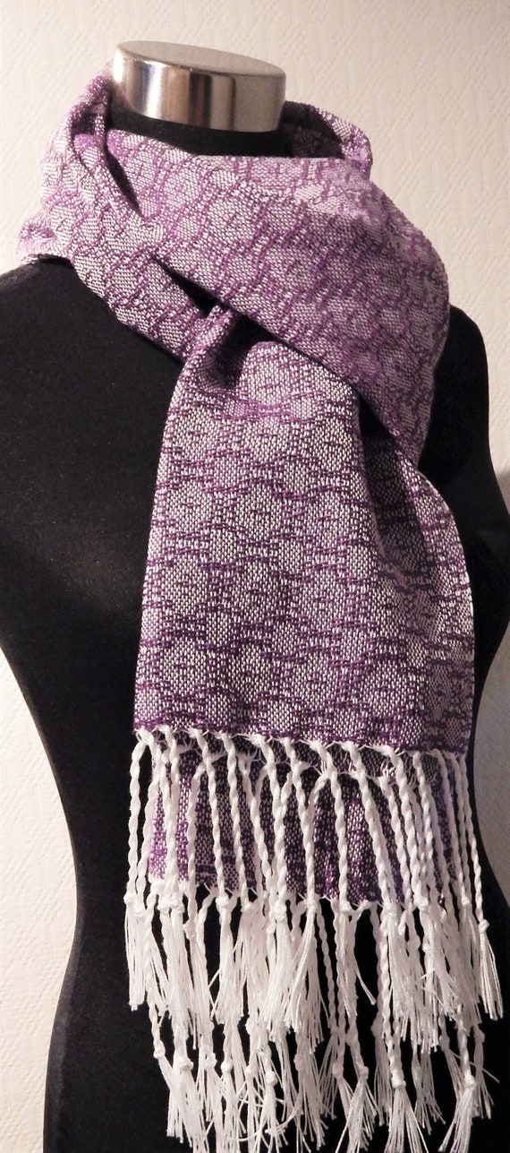 """Hand woven """"Lace""""- Scarf"""