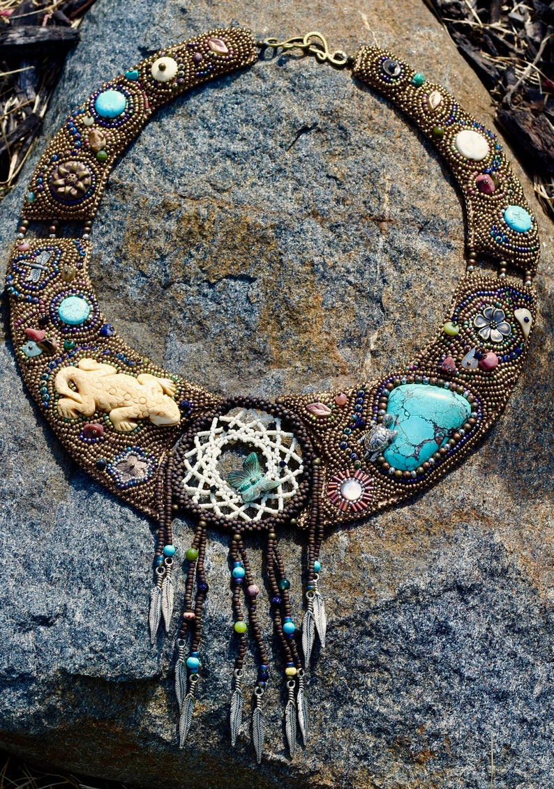 Catcher of Dreams Necklace image 0