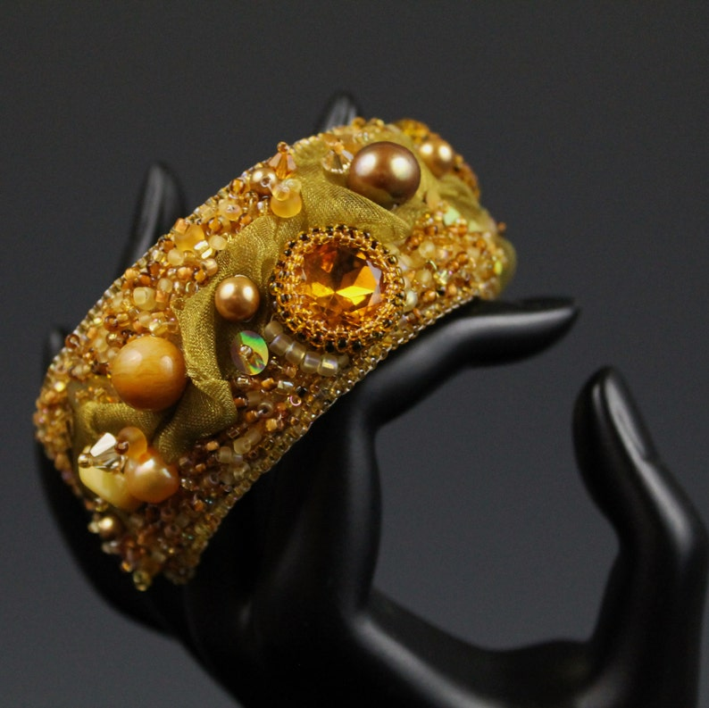 All That Glitters Is Gold Cuff image 0