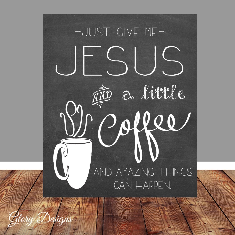 Christian coffee