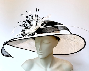 Handmade Couture Ladies Hats by MakowskyMillinery on Etsy