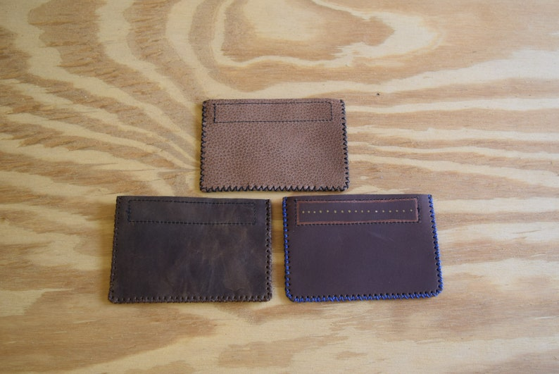 Leather Coin Bags