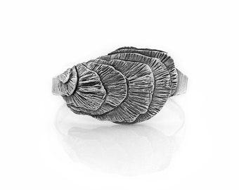 Oyster Cuff Bracelet