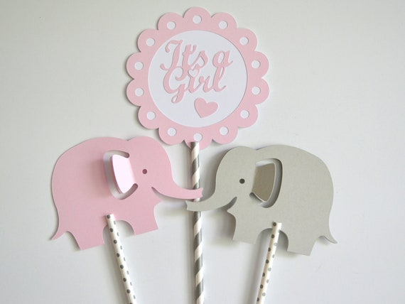 Its A Girl Elephant Baby Shower Centerpiece Pink Grey Etsy,Modern Victorian Era Furniture