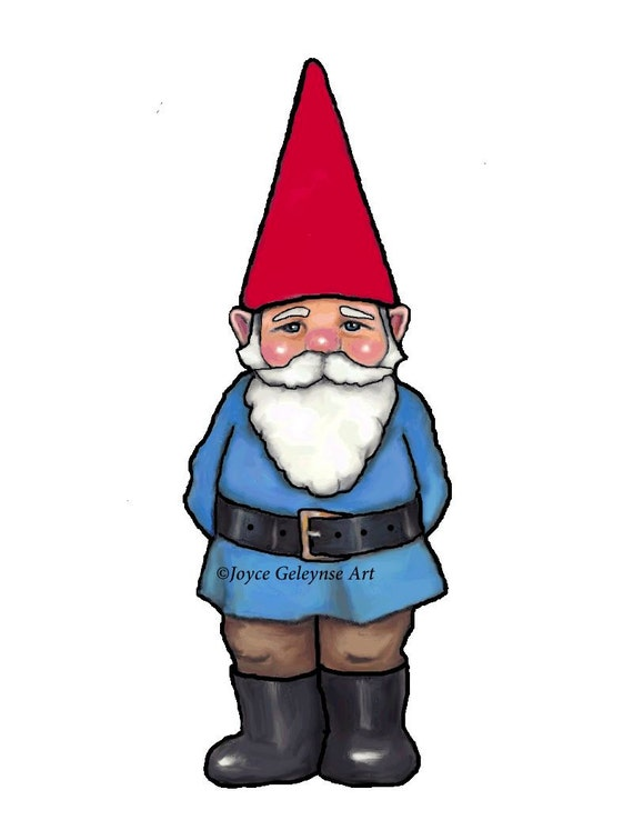 gnome clipart hand drawn clipart commercial use ooak clipart rh etsystudio com clipart gnome face christmas gnome clip art