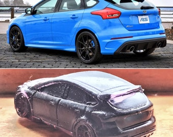 Ford Focus RS Soaps - 4 Pack
