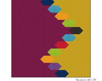 Zipline Quilt Pattern