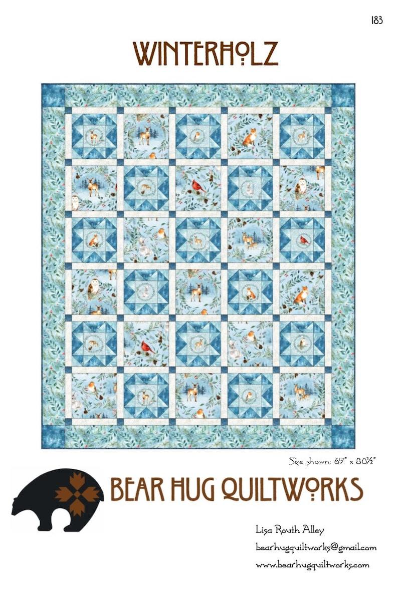Winterholz Quilt Pattern image 0