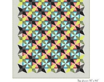 Eclipse Quilt Pattern