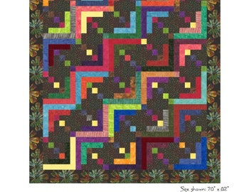 Kinematic Quilt Pattern