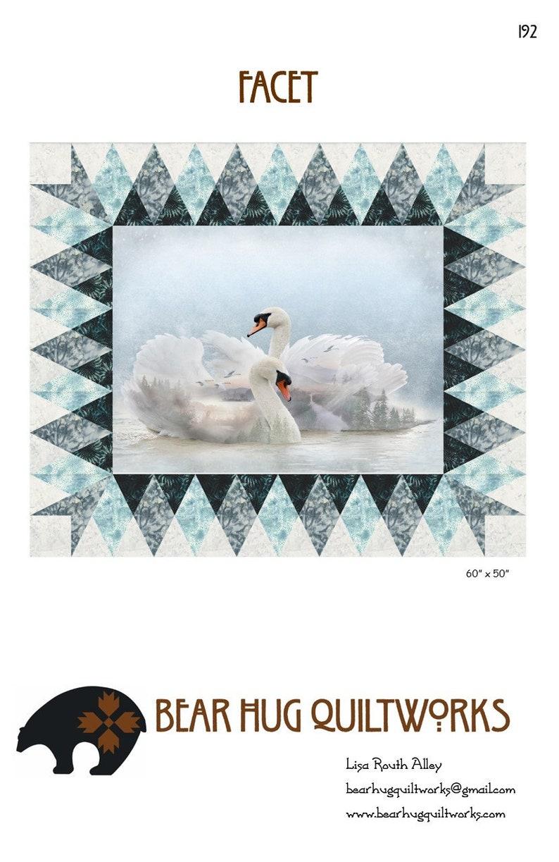Facet Quilt Pattern image 0