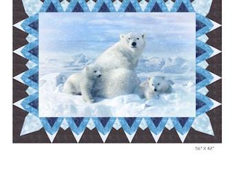 Glacier Quilt Pattern