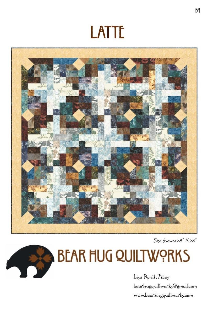Latte Quilt Pattern image 0
