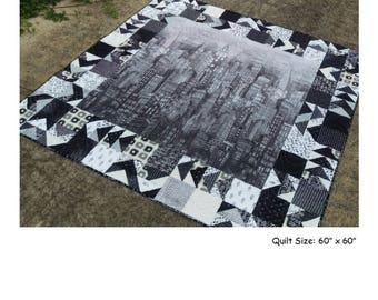 Underground Quilt Pattern